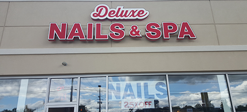 Deluxe Nail and Spa | BuffaloNY | About